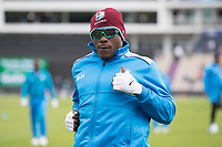 Sheldon Cottrell (West Indies) during England vs West Indies, ICC World Cup Cricket at the Hampshire Bowl on 14th June 2019