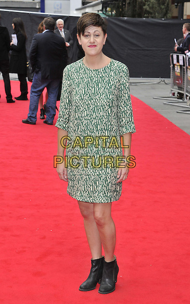 LONDON, ENGLAND - OCTOBER 11: Tracey Thorn attends the &quot;The Falling&quot; Official Competition screening, 58th BFI LFF Day 4, Odeon West End cinema, Leicester Square, on Saturday October 11, 2014 in London, England, UK. <br /> CAP/CAN<br /> &copy;Can Nguyen/Capital Pictures
