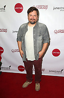 "LOS ANGELES, CA - NOVEMBER 7: Sean Watkins, at Premiere of Lifetime's ""Christmas Harmony"" at Harmony Gold Theatre in Los Angeles, California on November 7, 2018. Credit: Faye Sadou/MediaPunch"
