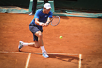 Thomas Berdych wins against M. Cilic in French Open  in Rolland Garros - Paris, France Event Date June 1, 2012.