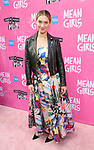 "Briga Heelan attending the Broadway Opening Night Performance of  ""Mean Girls"" at the August Wilson Theatre Theatre on April 8, 2018 in New York City."