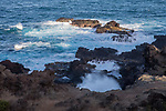 Kahakuloa Rocky Coastline
