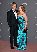 Amy Adams & Darren Le Gallo at the 2017 LACMA Art+Film Gala at the Los Angeles County Museum of Art, Los Angeles, USA 04 Nov. 2017<br /> Picture: Paul Smith/Featureflash/SilverHub 0208 004 5359 sales@silverhubmedia.com