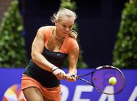 13-12-09, Rotterdam, Tennis, REAAL Tennis Masters 2009,    Kiki Bertens