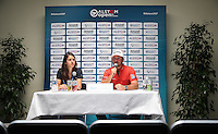Double-Champion Graeme McDowell (NIR) says life is always good in Paris, during the media interview ahead of the 2015 Alstom Open de France, played at Le Golf National, Saint-Quentin-En-Yvelines, Paris, France. /01/07/2015/. Picture: Golffile | David Lloyd<br /> <br /> All photos usage must carry mandatory copyright credit (&copy; Golffile | David Lloyd)
