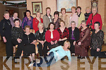 CLUB: The Asdee Ladies Social Club were out in force for their Christmas dinner on Little Christmas at Kirbys Lanterns Hotel, Tarbert, on Saturday night..