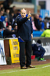 Kilmarnock v St Johnstone....15.01.11  .Mixu Paatelainen.Picture by Graeme Hart..Copyright Perthshire Picture Agency.Tel: 01738 623350  Mobile: 07990 594431