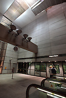 Daenemark, Kopenhagen, in der Metro