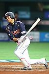 Hayato Sakamoto (JPN), .MARCH 6, 2013 - WBC : .2013 World Baseball Classic .1st Round Pool A .between Japan 3-6 Cuba .at Yafuoku Dome, Fukuoka, Japan. .(Photo by YUTAKA/AFLO SPORT) [1040]