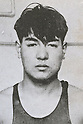 Tsutomu Ohyokota (JPN), 1932 - Swimming : A portrait of Tsutomu Ohyokota of Japan. (Photo by Kingendai Photo Library/AFLO)[2373]