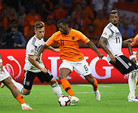 Georginio Wijnaldum (Niederlande) - 13.10.2018: Niederlande vs. Deutschland, 3. Spieltag UEFA Nations League, Johann Cruijff Arena Amsterdam, DISCLAIMER: DFB regulations prohibit any use of photographs as image sequences and/or quasi-video.