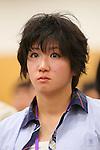 Takako Omukai, APRIL 22, 2013 : The Building up Team Japan 2013 for Sochi at Ajinomoto NTC, Tokyo, Japan. (Photo by AFLO SPORT)