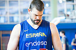 Marc Gasol after the Training of Spanish National Team of Basketball previous to the World Cup in China . August 21, 2019. (ALTERPHOTOS/Francis González)