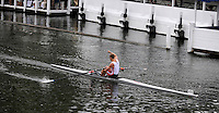 Henley, GREAT BRITAIN, Diamond Challenge Cup,  Leander Club, Ian LAWSON. 2008 Henley Royal Regatta, on  Sunday, 06/07/2008,  Henley on Thames. ENGLAND. [Mandatory Credit:  Peter SPURRIER / Intersport Images] Rowing Courses, Henley Reach, Henley, ENGLAND . HRR