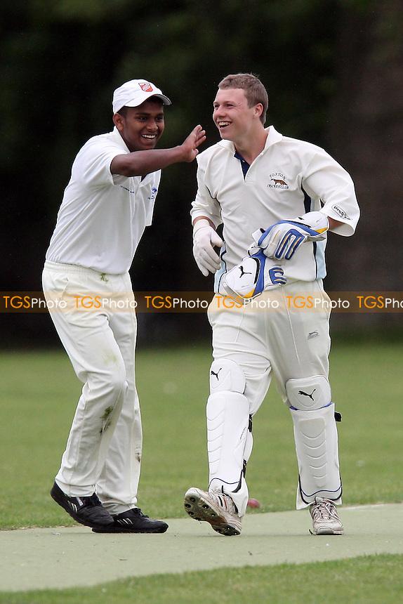 Junoon CC (batting) vs Victoria Park Juniors - Victoria Park Community Cricket League - 07/06/10 - MANDATORY CREDIT: Gavin Ellis/TGSPHOTO - Self billing applies where appropriate - Tel: 0845 094 6026