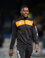 Blackpool's Joe Dodoo <br /> <br /> Photographer Rachel Holborn/CameraSport<br /> <br /> The EFL Sky Bet League One - Gillingham v Blackpool - Tuesday 6th November 2018 - Priestfield Stadium - Gillingham<br /> <br /> World Copyright &copy; 2018 CameraSport. All rights reserved. 43 Linden Ave. Countesthorpe. Leicester. England. LE8 5PG - Tel: +44 (0) 116 277 4147 - admin@camerasport.com - www.camerasport.com