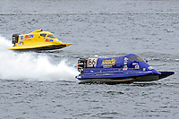 Dana Tomes (#66) and Terry Rinker (#10)<br /> <br /> 31 May, 2015, La Porte, Indiana, USA<br /> Maple City Grand Prix <br /> <br /> ©2015, Sam Chambers<br />      (Formula 1/F1/Champ class)