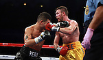 Andy Lee, se alz&oacute; con la victoria el compromiso contra Brian vera, en lucha del peso medio.<br /> <br /> Lee (27-10, 19 KO&acute;s) ,  super&oacute; ampliamente en los cartones al al estadounidense Vera (19-6-0, 12 KO&acute;s).<br /> la calificaci&oacute;n arroj&oacute; el siguiente final; 90-99, 91-98 y 90-99.
