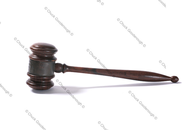 Photo of a Gavel which is used to bring a Meeting to Order