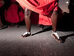 Karnaval dancer, Jacmel.