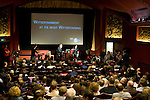 Phoenix Cinema hosts.Friday Film review on Radio 5 LIve.with Mark Kermode and Simon Mayo.....Picture by Gavin Rodgers/ Pixel 07917221968