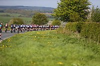 Picture by SWpix.com - 05/05/2018 - Cycling - 2018 Tour de Yorkshire - Stage 3: Richmond to Scarborough - The peloton