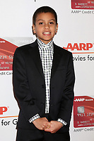 LOS ANGELES - JAN 8:  Christopher RIvera at the AARP's 17th Annual Movies For Grownups Awards at Beverly Wilshire Hotel on January 8, 2018 in Beverly Hills, CA