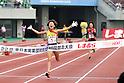 Yoshimi Ozaki (Dai-Ichi Life),  NOVEMBER 3, 2011 - Ekiden : East Japan Industrial Women's Ekiden Race at Saitama, Japan.  (Photo by Toshihiro Kitagawa/AFLO)