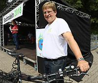 Dr. Thomas Otterbein (BERMeG) wurde als Stadtradelstar geehrt - Mörfelden-Walldorf 15.07.2018: 10. MöWathlon