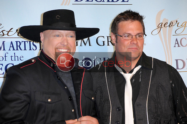 Eddie Montgomery and Troy Gentry<br />