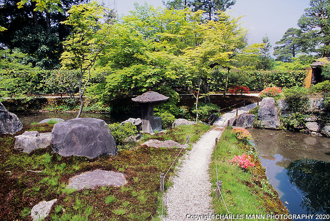 The City of Kyoto is a unique reserve for ancient Zen gardens and shrines that are over nine hundred years old in the case of some examples.