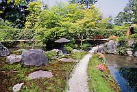 Shugakuin garden Kyoto photos