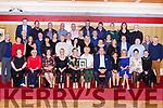 The KIllarney Community College class of 1988 celebrated their 30th anniversary reunion in the Killarney Avenue Hotel on Saturday night<br /> Killarney Community College 1988 Class Reunion (front) Fiona Doyle, Kay Kenny, Rose O'Donoghue, Mary Coffey, Anne Sugrue, Lorraine O'Shea, Pat O'Sullivan, Mary O Sullivan, Sheila Crowley, Orla and Aisling Monks (centre row) teacher P O'Halloran, JP O Sullivan, Susan O'Halloran, Ursula Daly, ColmO'Sullivan, Andrea Fleming, Mgt Teahan, Claire Keily, Anthony O'Leary, Mary Harrington, Nicky Burke, Amanda Doyle, Michael F O'Sullivan, Carmel McCarthy, Louise Healy, Tracey O'Shea, Eamon O'Connor, Harold Curran, Connie Crowley, teacher Tom Looney (back from left) Stephen O'Sullivan, Bernard O'Shea, Derry Joy, Rodger Harty, Anthony Griffin, Derek Healy, David O'Sullivan, Cathy O'Connor, Sandra Lucey and Brendan Casey in Killarney Avenue, Killarney.