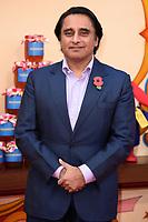 Sanjeev Bhaskar at the &quot;Paddington 2&quot; premiere at the NFT South Bank, London, UK. <br /> 05 November  2017<br /> Picture: Steve Vas/Featureflash/SilverHub 0208 004 5359 sales@silverhubmedia.com