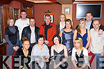 Argos, Killarney staff at their Christmas party in Darby O'Gills Killarney on Saturday night front row l-r: Martina Dempsey, Ursulla Ruduicka, Bozena Pierog, Karen Murphy. Back row: Sarah Hunt, Jason McCarthy, Graham Bell, John Riordan, Maria O'Dwyer, Therese McQuinn-Courtney, Siobhain Murphy, Jason Fitzgerald and Dominick Wolek    Copyright Kerry's Eye 2008