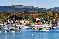 Southwest Harbor, Mount Desert Island, Maine, USA