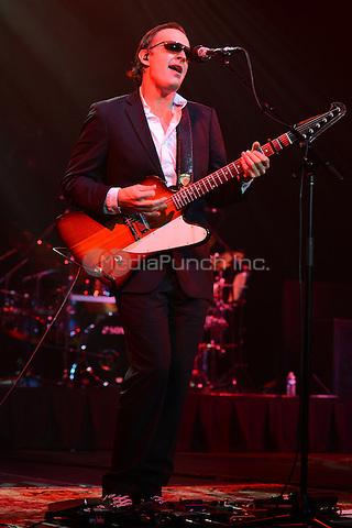 HOLLYWOOD FL - DECEMBER 13 : Joe Bonamassa performs at Hard Rock live held at the Seminole Hard Rock hotel & Casino on December 13, 2012 in Hollywood, Florida.  Credit: mpi/MediaPunch Inc.