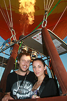 20100214 February 14 Gold Coast Hot Air Ballooning