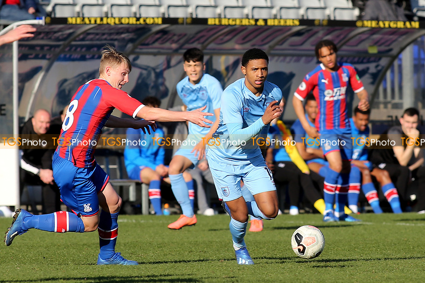 Ne-Jai Tucker of Burnley U23's in action during Crystal Palace Under-23 vs Burnley Under-23, Premier League Cup Football at Champion Hill Stadium on 6th February 2020