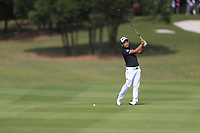 Yuki Inamori (JPN) during the 1st round at the WGC HSBC Champions 2018, Sheshan Golf CLub, Shanghai, China. 25/10/2018.<br /> Picture Phil Inglis / Golffile.ie<br /> <br /> All photo usage must carry mandatory copyright credit (&copy; Golffile | Phil Inglis)