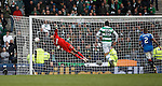 Wes Foderingham makes the best save of his career to deny Leigh Griffiths