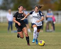 Lakewood Ranch, FL - December 13, 2019: Girls U.S. Soccer Development Academy - Winter Showcase on Friday, December 13, 2019, at Premier Sports Campus in Lakewood Ranch, FL.