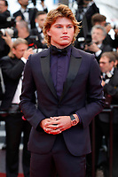 Jordan Barrett attend the screening of 'Blackkklansman' during the 71st annual Cannes Film Festival at Palais des Festivals on May 14, 2018 in Cannes, France. <br /> CAP/GOL<br /> &copy;GOL/Capital Pictures