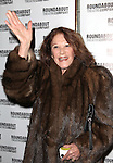Linda Lavin attending the Broadway Opening Night Performance of 'The Mystery of Edwin Drood' at Studio 54 in New York City on 11/13/2012
