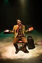 London, UK. 14.12.2012. Conspirators' Kitchen presents GOLGOTHA by Nirjay Mahindru. Directed by Iqbal Khan, the play runs from 14th November to 8th December 2012. Picture shows: Raj Ghatak (Kalil). Photo credit: Jane Hobson.