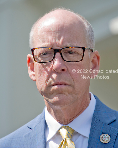 United States Representative Greg Walden (Republican of Oregon), Chairman of the US House Energy and Commerce Committee, announces his support for the GOP health care plan at the White House in Washington, DC following a meeting with US President Donald J. Trump and other members of the Republican Caucus on Wednesday, May 3, 2017.<br /> Credit: Ron Sachs / CNP