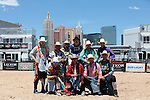 2016 Helldorado Days American Freestyle Bull Fighting