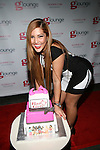 ATTENDS OXYGEN'S BAD GIRLS CLUB MIAMI SEASON FINALE RED CARPET EVENT