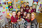 Pupils form Moyderwell national school were delighted with the chicks that hatched just in time for Easter. Pictured were: Yasmine Reidy Houlihan, Maura Murphy, Lauren Doody, Aoibhin O'Connor McCarthy, Ava Goodall Sugrue, Mollie Duggan, Noel Anyanwu, Shay Kelliher, Mikolay Korol and Adrian Paluszczak.