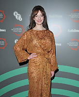 "Dakota Blue Richards at the ""Beecham House"" BFI & Radio Times Television Festival screening & Q&A, BFI Southbank, Belvedere Road, London, England, UK, on Saturday 13th April 2019. <br /> CAP/CAN<br /> ©CAN/Capital Pictures"